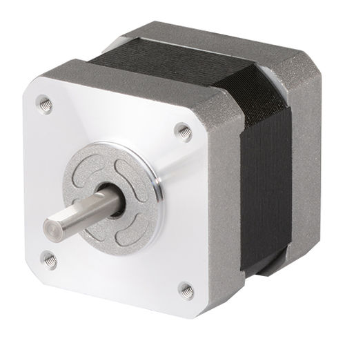 five-phase stepper motor / DC / AC / 24V