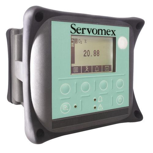 oxygen analyzer / carbon dioxide / carbon monoxide / gas