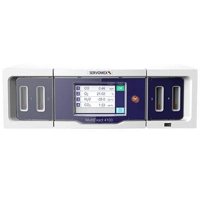 oxygen analyzer / CH4 / multigas / trace