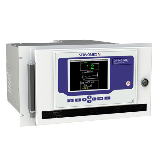 ammonia analyzer / trace / moisture / for integration