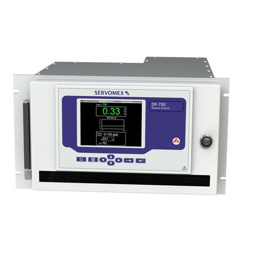 nitrogen analyzer / oxygen / hydrogen / trace
