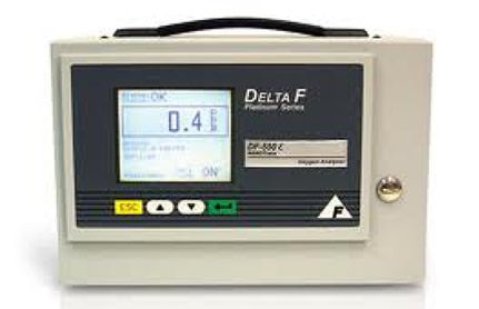 Oxygen analyzer / trace / for integration / monitoring DF-560E SERVOMEX