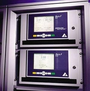Nitrogen analyzer / oxygen / hydrogen / trace DF-750 NanoTrace SERVOMEX