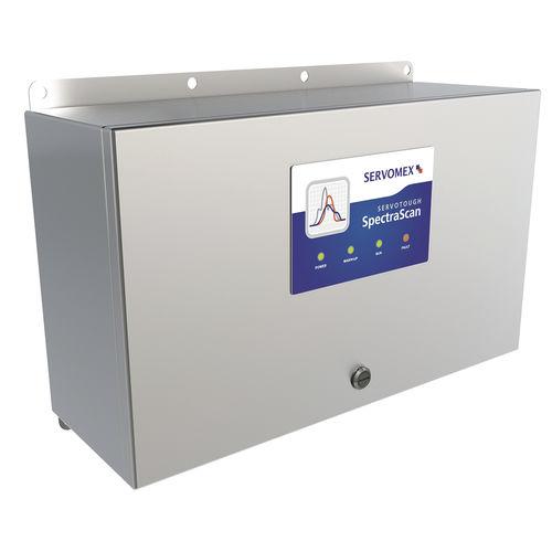 hydrocarbon analyzer / flow / for integration / continuous