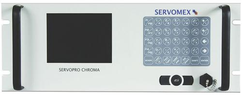 Oxygen analyzer / carbon dioxide / carbon monoxide / hydrogen Chroma SERVOMEX