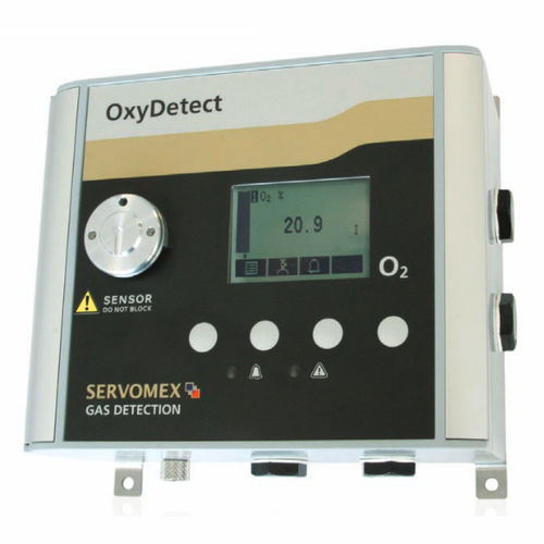 Oxygen analyzer / gas / concentration / for integration OxyDetect SERVOMEX