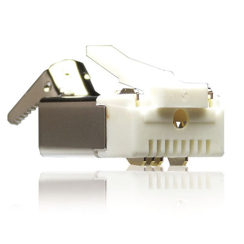 data connector / Ethernet / RJ45 / crimp
