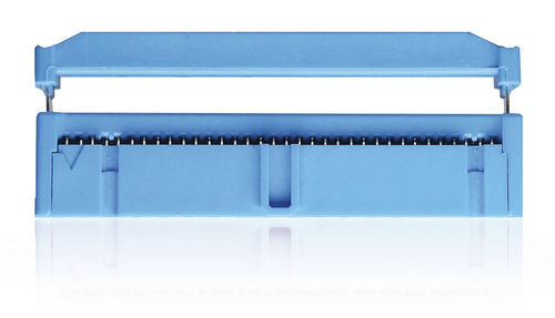 wire-to-board connector / for flexible flat cables / rectangular