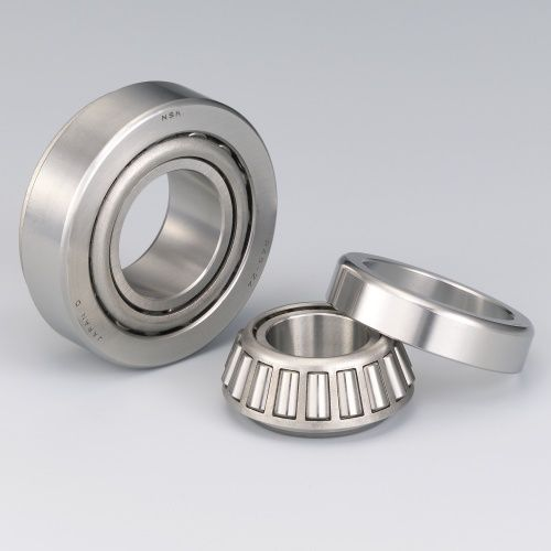 tapered roller bearing / single-row / steel / low-friction