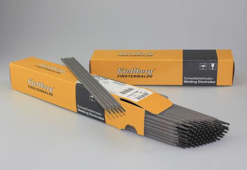 Surfacing welding electrode / rod / wrapped / DIN 8555 FIDUR Kjellberg Finsterwalde
