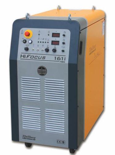 Plasma cutting plasma power source / for plasma cutters / for metal cutting / CNC HiFocus 161i neo Kjellberg Finsterwalde