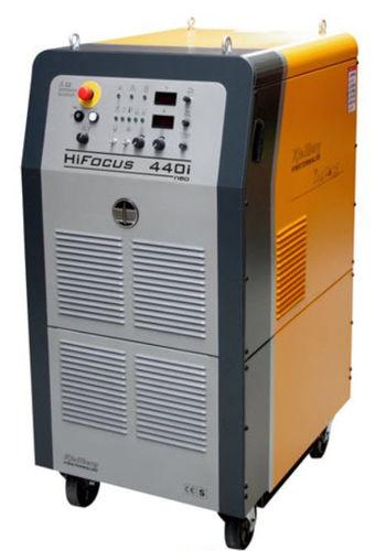Automated plasma power source / inverter / for plasma cutting / for plasma cutters HiFocus 440i neo Kjellberg Finsterwalde