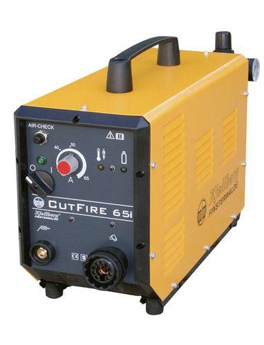 Manual plasma cutter / CNC / inverter type / high-speed CutFire 65i Kjellberg Finsterwalde