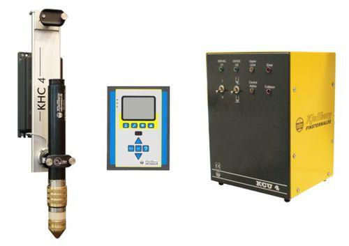 plasma torch height control unit