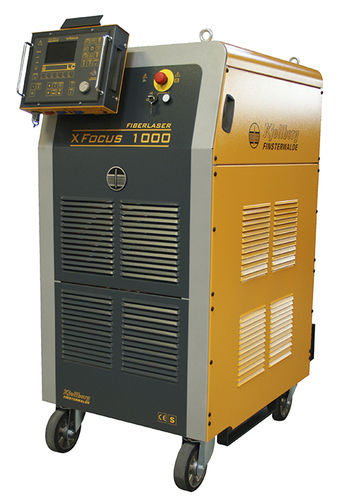 fiber laser / continuous wave / cold / for cutting and welding