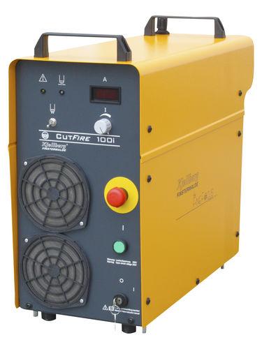 CNC plasma cutter / inverter type / for metal / high-performance CutFire 100i Kjellberg Finsterwalde