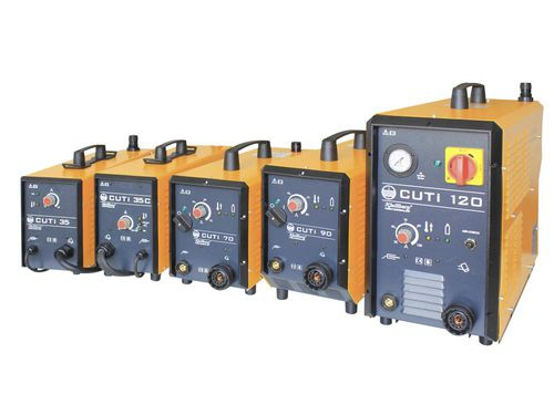 manual plasma cutter / inverter type / for metal / high-performance