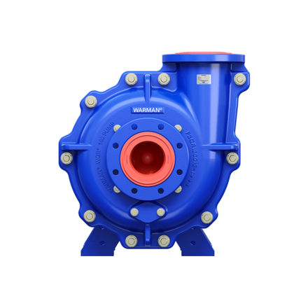 slurry pump / for food products / for sand / hydraulically-operated