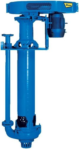 slurry pump / electric / semi-submersible / centrifugal