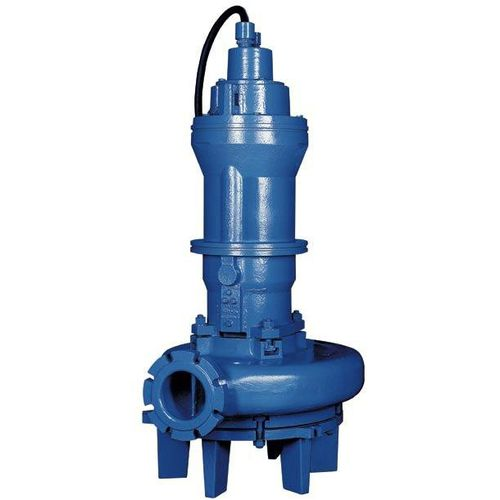 slurry pump / electric / submersible / centrifugal