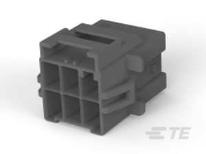 power connector / rectangular / crimp / locking
