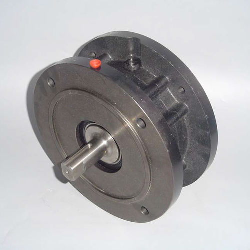 disc brake / pneumatic / spring activated / with pneumatic release