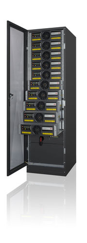 Double-conversion UPS / three-phase / industrial / modular DPA UPScale ST ABB UPS and power conditioning products