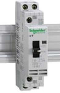 Power contactor / electromagnetic / modular 16 - 100 A | CT  Schneider Electric - Automation and Control