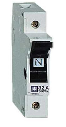 Fuse holder 0.5 - 125 A, max. 690 V | TeSys DF series Schneider Electric - Automation and Control