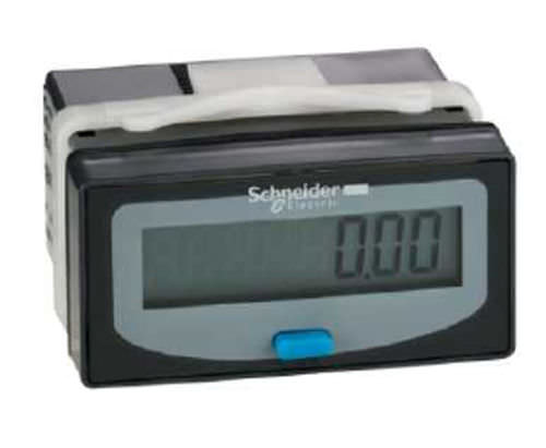 Binary totalizer counter / digital / electronic Zelio Count Schneider Electric - Automation and Control