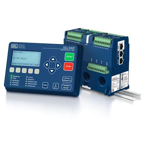 Voltage control relay / current / temperature / digital SEL-849 Schweitzer Engineering Laboratories