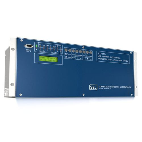 Current protection relay / digital / programmable / configurable SEL-311L Schweitzer Engineering Laboratories
