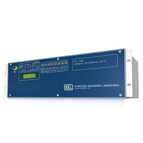 Current protection relay / digital / differential SEL-387L Schweitzer Engineering Laboratories