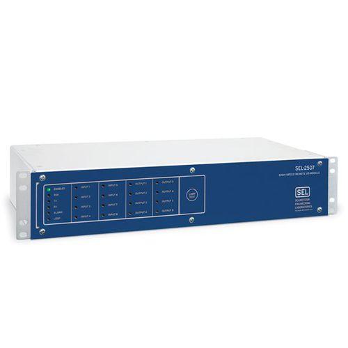 Remote I/O module SEL-2507 Schweitzer Engineering Laboratories