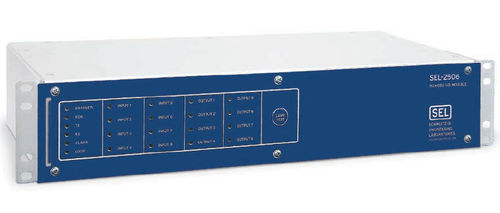 digital I O module / remote / rack-mount
