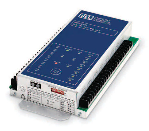 Digital I O module / remote SEL-2505 Schweitzer Engineering Laboratories