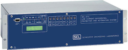 Over-current protection relay / synchronizing / programmable / configurable SEL-311L Schweitzer Engineering Laboratories