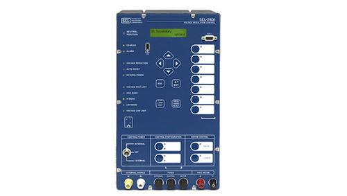 Voltage regulator controller SEL-2431 Schweitzer Engineering Laboratories