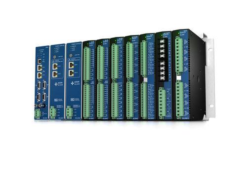 integrated PLC - Schweitzer Engineering Laboratories