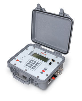 Ultrasonic flow meter / Doppler ultrasonic / for liquids / clamp-on SX30 Thermo Scientific - Environmental and Process