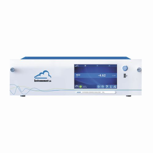nitrogen oxide analyzer / nitrogen dioxide / nitrogen monoxide / concentration