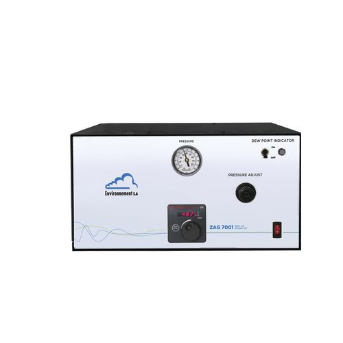 Ultra high-purity air generator / for environmental analyses / laboratory ZAG7001 Environnement S.A