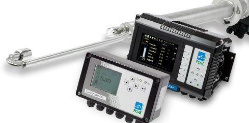 flow monitoring system / for process control / continuous