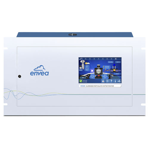 concentration monitoring device / measurement / air quality / particle