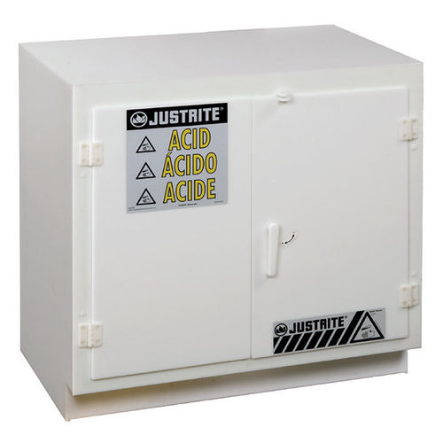 storage and dispensing cabinet / security / under-bench / free-standing
