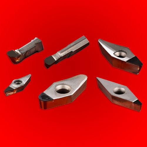 polycrystalline cutting insert / PCD / PCBN / custom