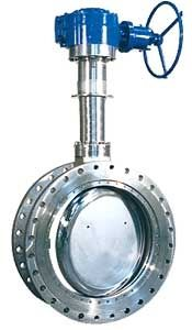 Manual butterfly valve / shut-off / cryogenic 6 - 48