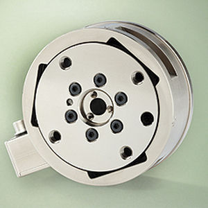 torque load cell / pancake type / aluminum / precision