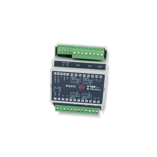 digital I O module / RS485 / CANopen / CAN Bus