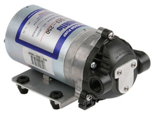 chemical pump / electric / self-priming / diaphragm